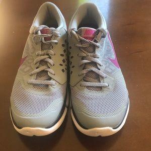 Nike 2015 Flex Run Sneakers